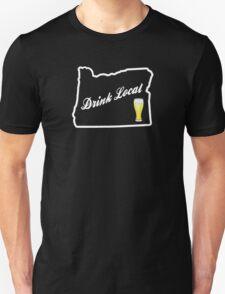 Drink Local Beer - Oregon T-Shirt