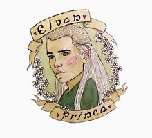 elven prince Womens Fitted T-Shirt