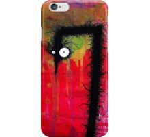 the creatures from the drain 17 a iPhone Case/Skin