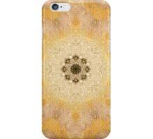 Garden Stone Mandala 2 iPhone Case/Skin