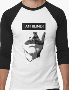 Anchorman 2: I Am Blind Men's Baseball ¾ T-Shirt