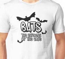 Anchorman 2: Bats, The Chickens of the Cave Unisex T-Shirt