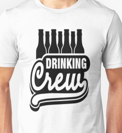 Drinking Crew Unisex T-Shirt