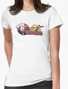 Anchorman 2: Whammy Chicken Champ Kind T-Shirt Womens Fitted T-Shirt
