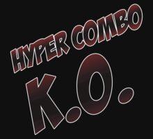 Hyper Combo K.O. by Mysterio64