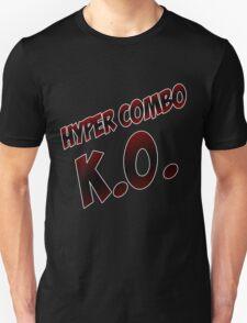 Hyper Combo K.O. Unisex T-Shirt