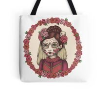 Lace & Rose - Sugarskull sister Tote Bag