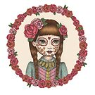 The Little Sister - Sugarskull sisters by Emma Hampton