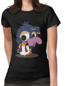 Gonzo Womens Fitted T-Shirt