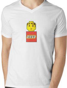 Diegoman  Mens V-Neck T-Shirt