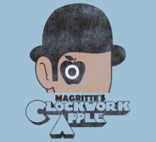 Magritte's Clockwork Apple Kids Clothes