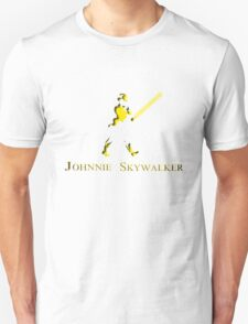 Johnny Skywalker Unisex T-Shirt