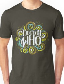 Whimsically Wibbly Wobbly Timey Wimey - Dark Shirt The First Unisex T-Shirt