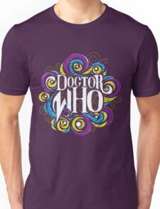 Whimsically Wibbly Wobbly Timey Wimey - Dark Shirt The Second Unisex T-Shirt