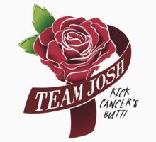 Team Josh Ribbon and Rose by TeamJosh