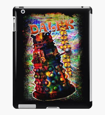 Dalek - Exterminate! by Mark Compton iPad Case/Skin