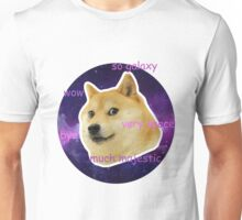 very space Unisex T-Shirt