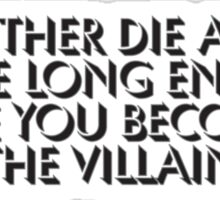 The Dark Knight Sticker