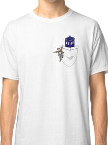 Timey Wimey Pockety Wockety Classic T-Shirt