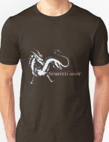 spirited away haku dragon Unisex T-Shirt