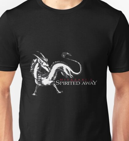 spirited away haku dragon Unisex T-Shirt