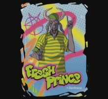 The Fresh Prince of Darkness by Brian J. Smith (Dangerous Days)