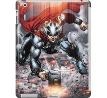 Thor Transporting by Dheeraj Verma iPad Case/Skin