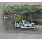 Porsche 919 LMP1 Gulf livery by Lightrace
