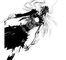Ichigo Kurosaki Manga by Blackson