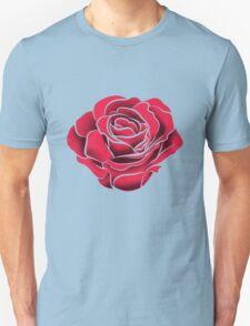 Red Rose Unisex T-Shirt