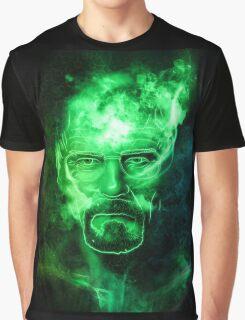 Breaking Bad green Graphic T-Shirt