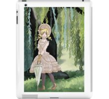 Under the Willow iPad Case/Skin