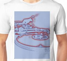 DJ Turntables Unisex T-Shirt