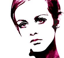 Twiggy by Mark Dickson