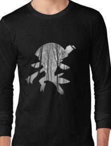 Weavile used night slash Long Sleeve T-Shirt
