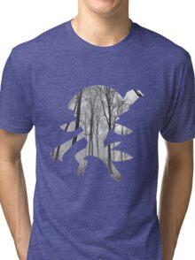 Weavile used night slash Tri-blend T-Shirt