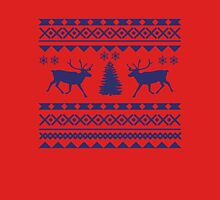 Ugly Sweater Design Mens V-Neck T-Shirt