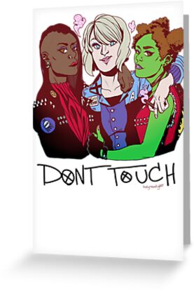 Punk!Trek Girl Gang by Chelsea Jones