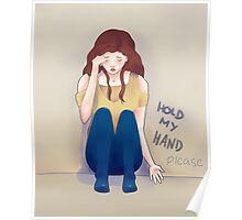 Hold My Hand, please... Poster