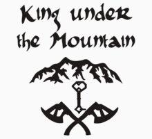 King under the mountain by Kirdinn