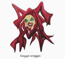 What the ?... by kazzawogga