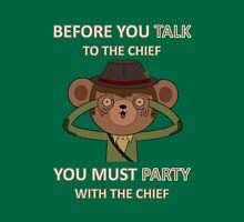 Party Pat (Adventure Time) - The Chief Unisex T-Shirt