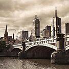 Princess Bridge by Andrew Paranavitana