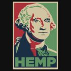 George Washington Hemp Cannabis Weed by yinon