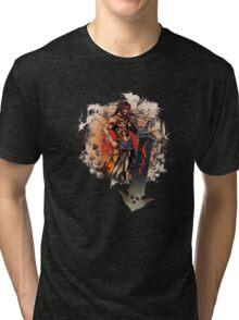 Jecht from Final Fantasy Tri-blend T-Shirt