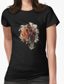 Jecht from Final Fantasy Womens Fitted T-Shirt