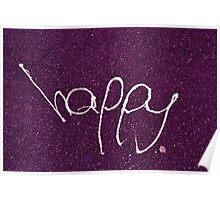 Happy? Poster