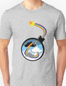 Cloud Bomber Unisex T-Shirt