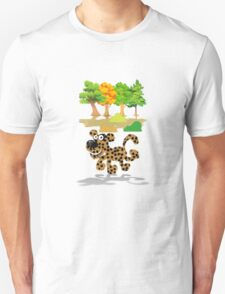 Cute Stuffs Collector's Tee-Shirts and Stickers - Cheetah T-Shirt