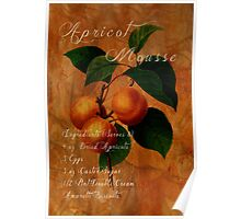 Apricot Mousse Poster